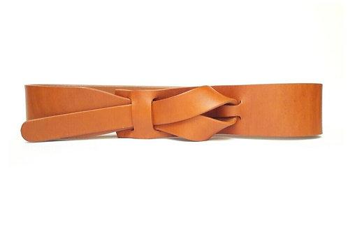 Tan 2 inch Muse Belt