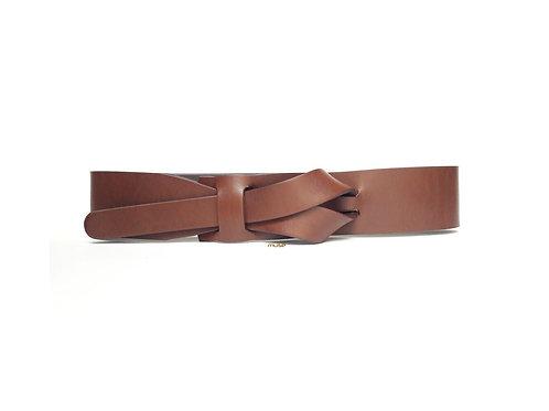 Brown 2 inch Muse Belt