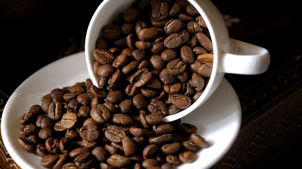 Café grains Ethiopie