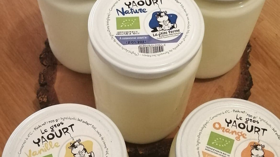 yaourt 700g