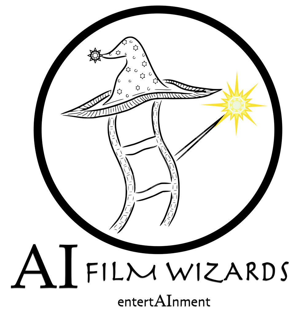 AI Film Wizards Entertainment Official Logo
