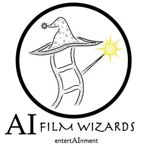 AI Film Wizards Entertainment Official Logo