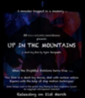 Up in the Mountains release poster 2 .jp
