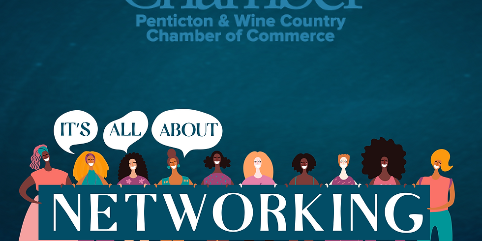 IT'S ALL ABOUT NETWORKING | MARCH 10TH LUNCHEON