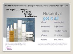 NuCerity Slide