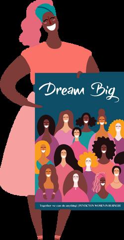 Dream Big PWIB Bursary Fundraiser
