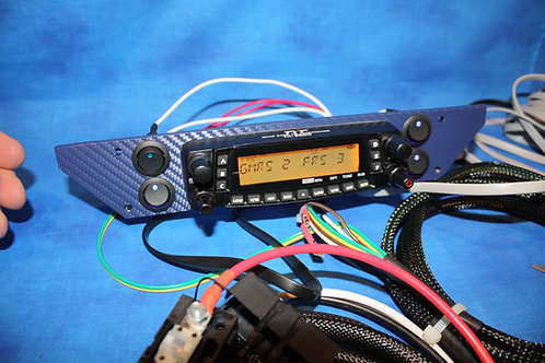 TH9800 Radio w/ 4 switches and Littlefuse Relay (50W Radio)