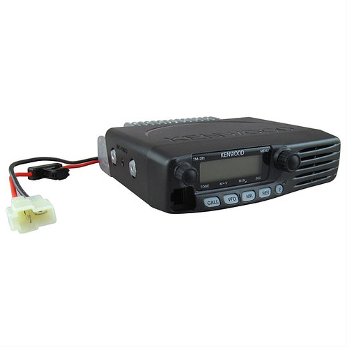 Radio- Kenwood TM-281A (65W)