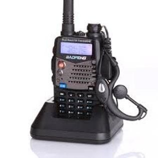 Baofeng UV-5R handheld radio (5W)