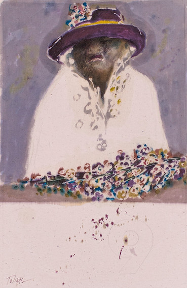 Mother Emanuel Mourner