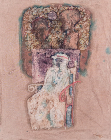 Seated Mother Image
