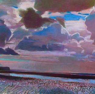 Kiawah Beach, Morning