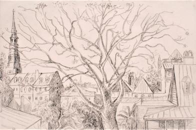 Charleston With Tree 5/10