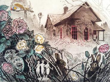 The Rose Garden 4/50