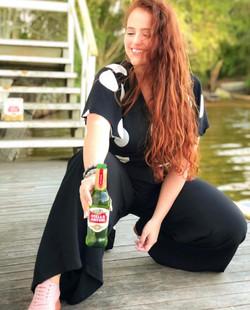 Clara Mangelli para Stella Artois