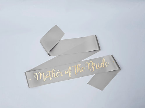 sash hen night mother of the bride hen party