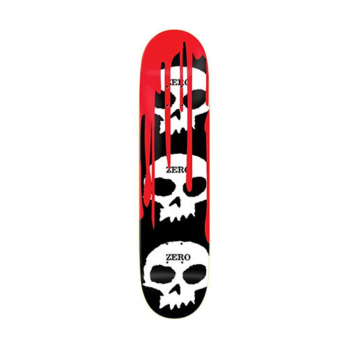 ZERO 3 Skull Blood Deck