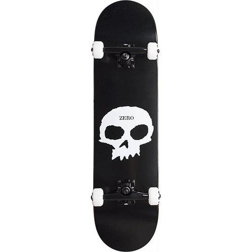 "Zero Single Skull Complete Skateboard 8.0"""