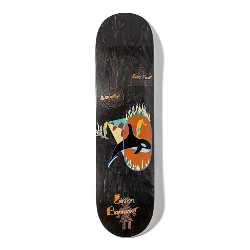 GIRL One Off Simon Bannerot Deck