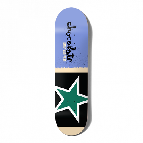 CHOCOLATE Kenny Anderson Giant Flags Deck