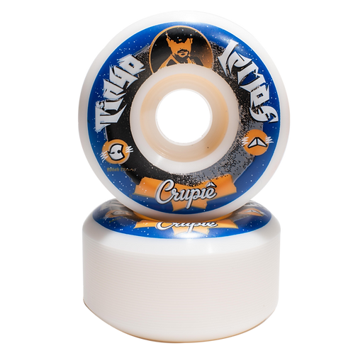 Crupie Tiago Lemos x Killah Priest Wide Shape Wheels 53mm