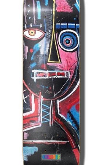 "Colours Collectiv Joel Phille Obscure Skateboard Deck 8.4"""