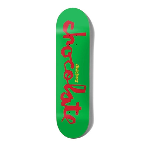 CHOCOLATE Original Chunk Stevie Perez Deck