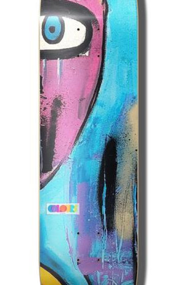 Colours Collectiv Joel Phille Be Cool Skateboard Deck 8.25""