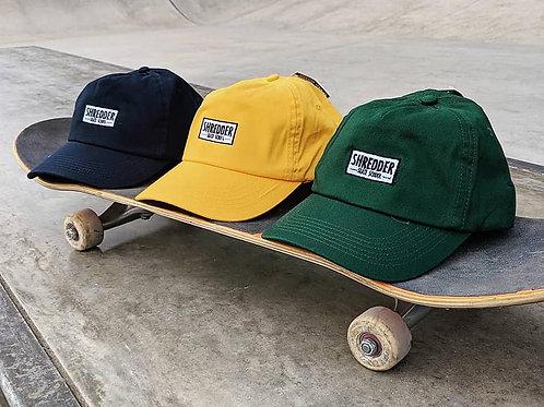 Shredder Skate School Cap - Multiple Colours