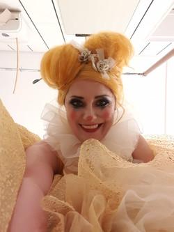 Nedda/Colombina | Backstage Oper Bonn 2019/2020 | Tanya Hurst