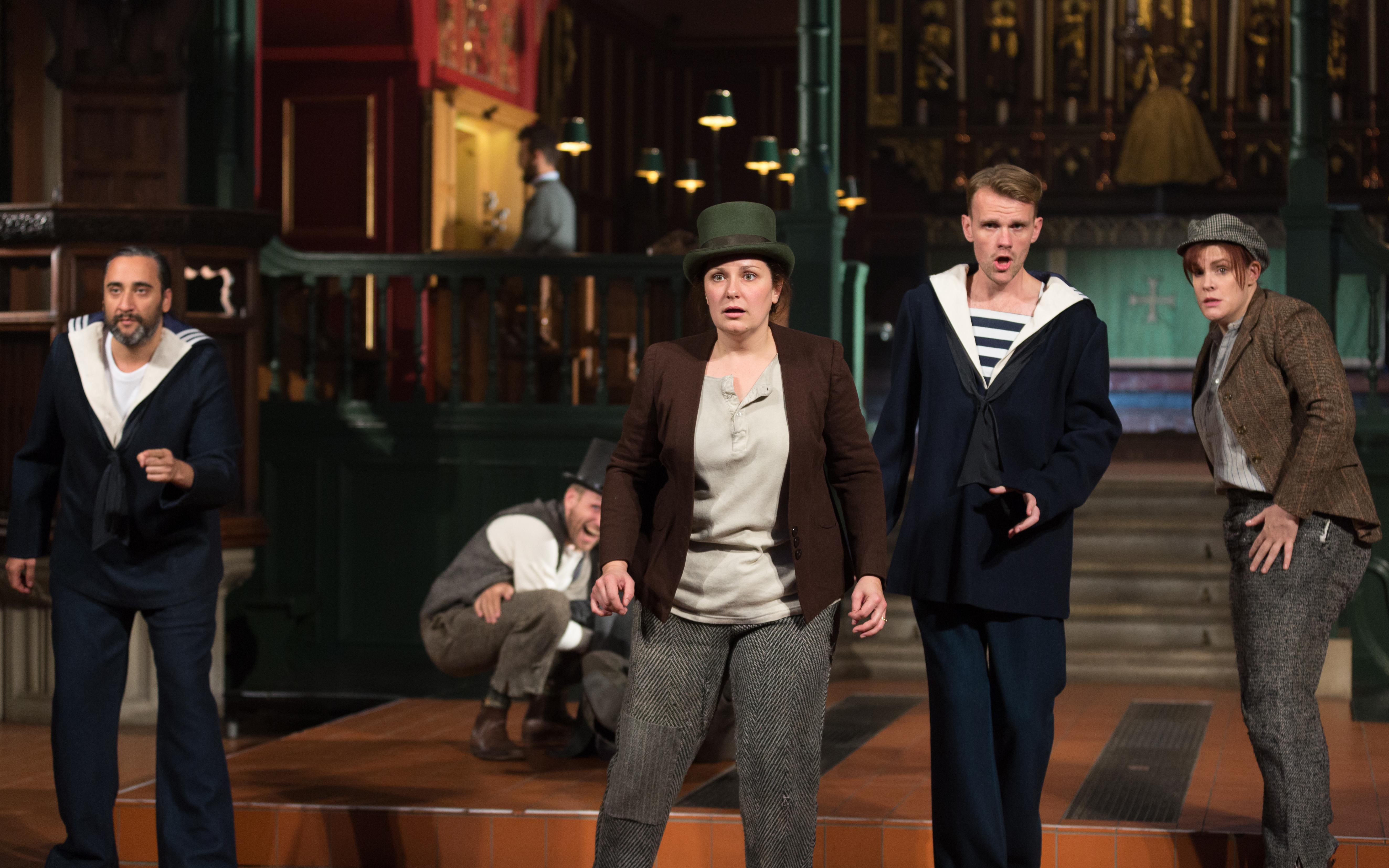 Parsifal - Elemental Opera - 2016