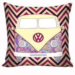 Capa de almofada Car & Motos