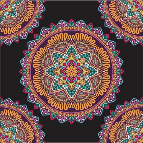 Lenço/bandana Mandala B