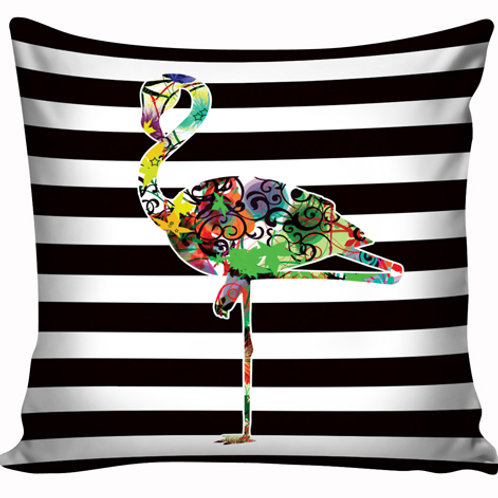 Capa de almofada Flamingo 4