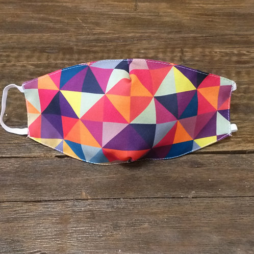 Máscara Geométrica