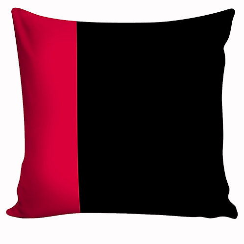 Capa de almofada Pink&Black 11
