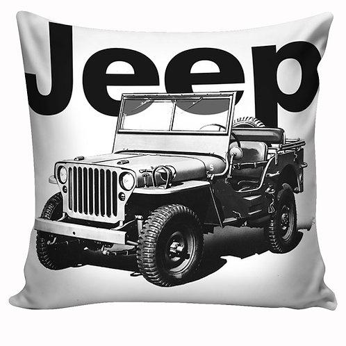 Capa de almofada Jeep 17