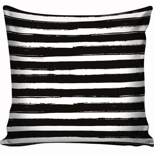 Capa de almofada Black & White 3