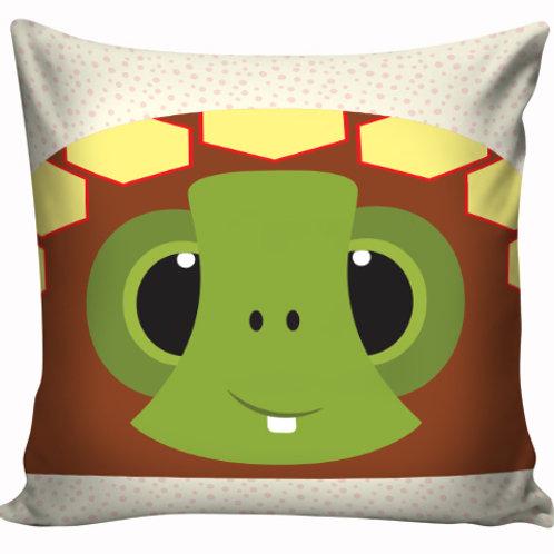 Capa de almofada Tartaruga