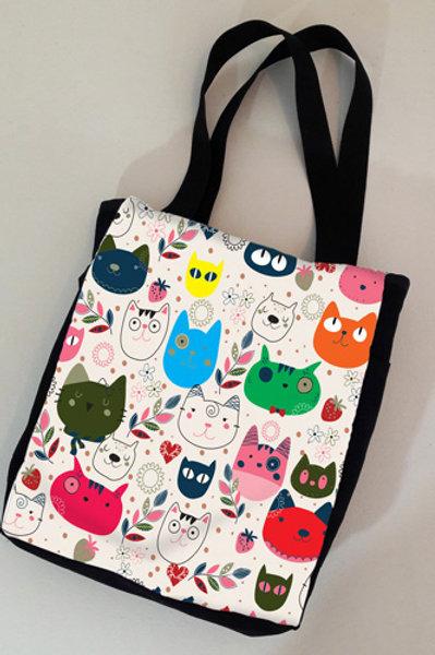 Gatos Coloridos III