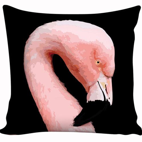 Capa de almofada Flamingo 2
