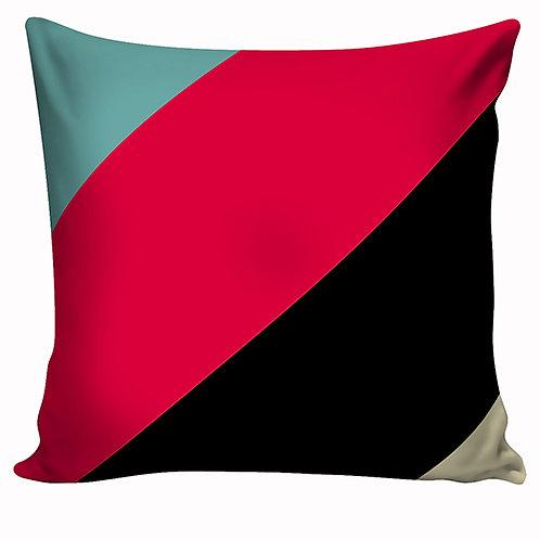 Capa de almofada Pink&Black 9