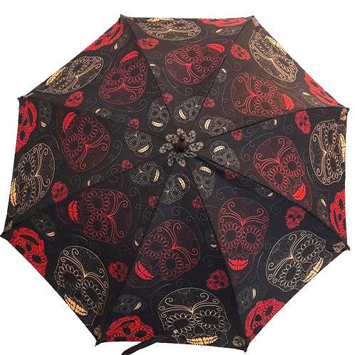 Guarda-chuva Caveiras