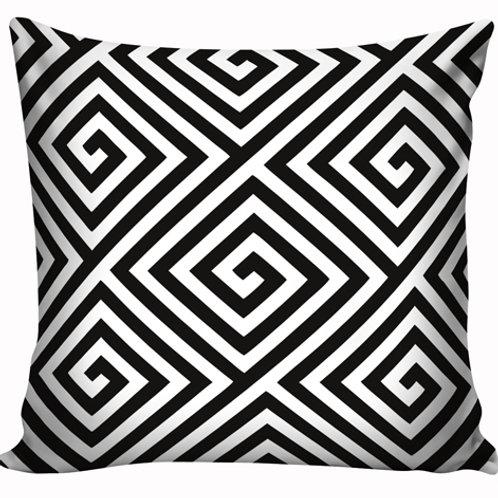 Capa de almofada Black & White 14