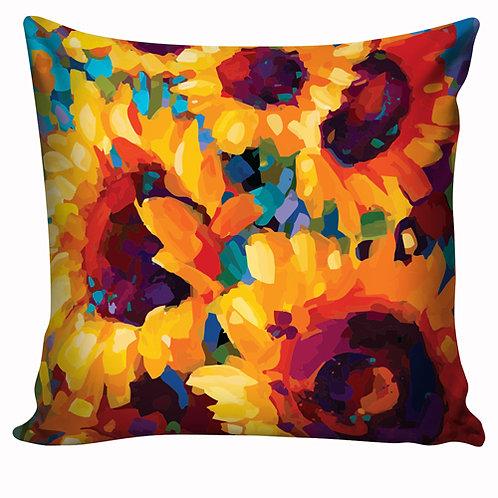 Capa de almofada Flores 8