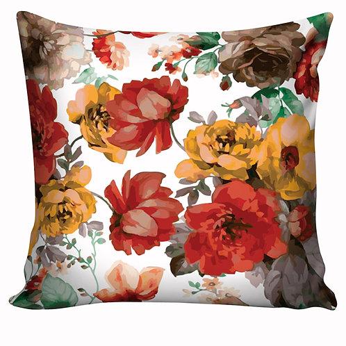 Capa de almofada Flores 12