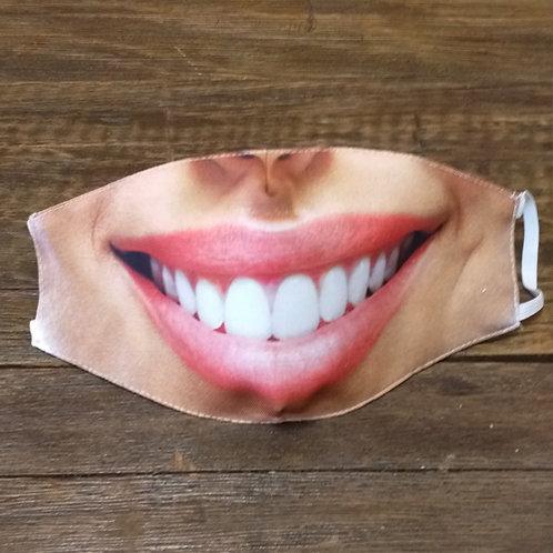 Máscara Bocão