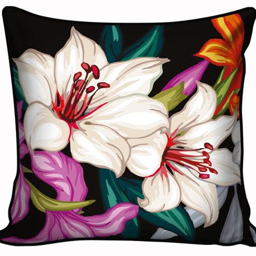 Capa de almofada Flores 10