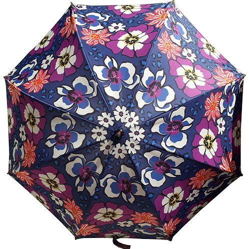 Guarda-chuva Flor Roxa