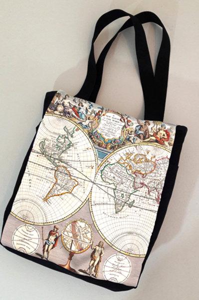 Bag Mapa mundi